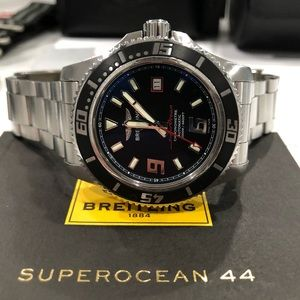 Breitling Superocean 44 Watch A17391 with Box